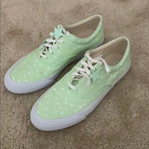Glow in the dark Keds (SIZE 8.5)
